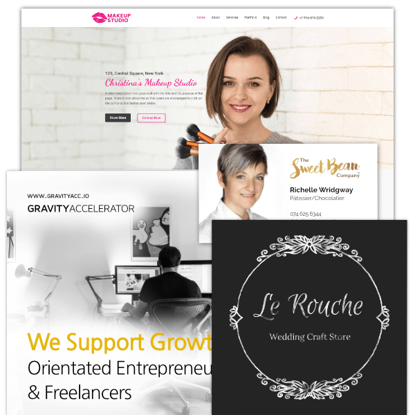 Graphic Design Solutions - Professional Web & Print Design