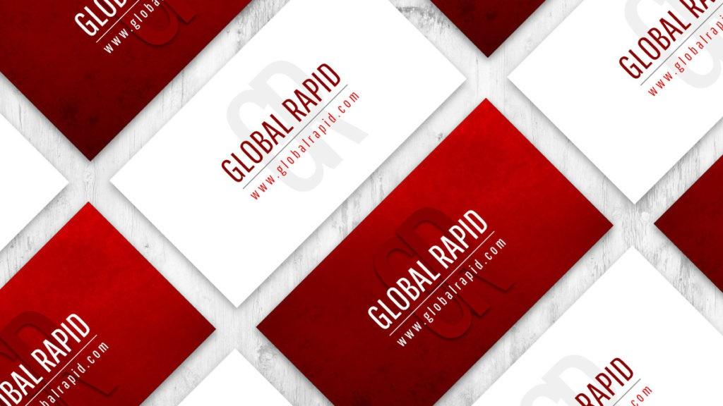 Business Card Design & Printing from Light Art Studios